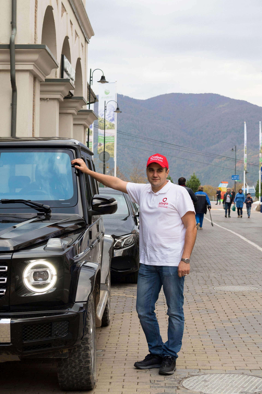 Тест-драйв Mercedes-Benz G-class