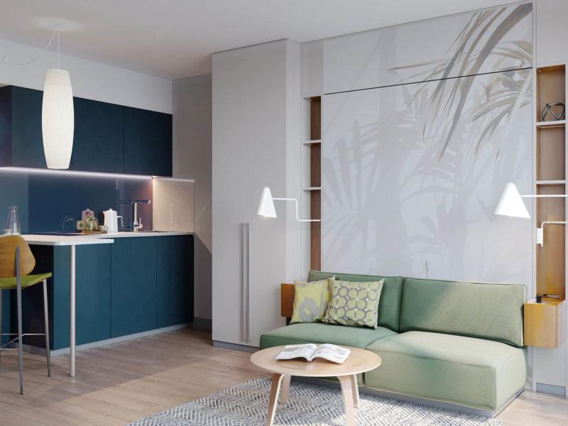 Apartments Adagio Le Rond Sochi
